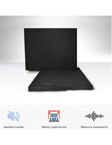 Acoustic duct liner board